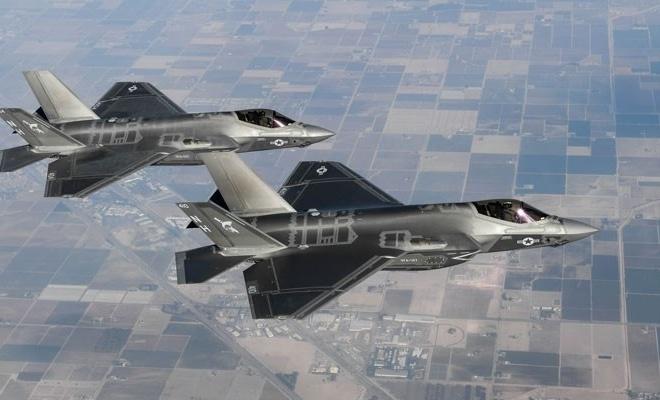 Türkiye F-35'te ısrarcı: 1,5 milyon dolar daha ödeyecek