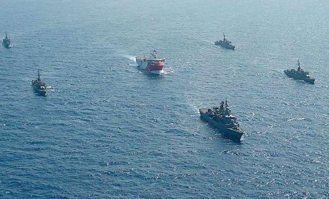 Türkiye ve Yunanistan ilan ettikleri Navtex'leri karşılıklı olarak iptal etti