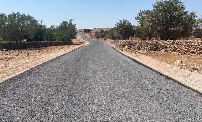 Diyarbakır'da kırsal mahalle yolları yenileniyor