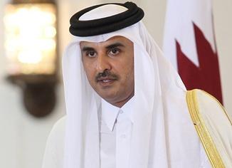 Katar Emiri'nden Mursi'nin ailesi ve Mısır halkına başsağlığı
