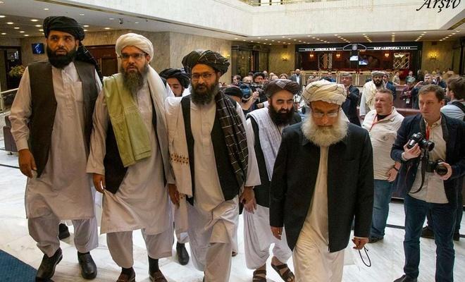 Taliban, ABD ve Katar arasında üçlü görüşme