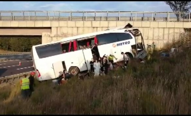 İstanbul'daki otobüs kazasında ilk rapor: Kusurlu bulundu