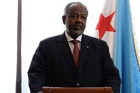 Cibuti Cumhurbaşkanı Gulle Türkiye`ye geliyor