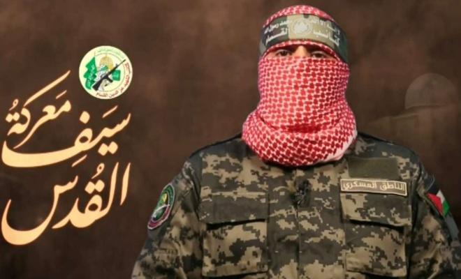 Ebu Ubeyde: Kudüs Kılıcı Savaşı Filistin'in tek vücut olduğunun kanıtıdır