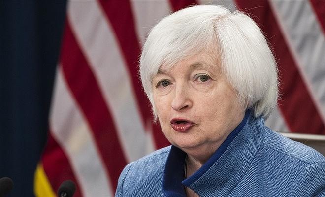 Biden ABD Hazine Bakanlığına eski Fed Başkanı Yellen'ı seçtiğini açıkladı