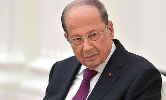 Lübnan Cumhurbaşkanı: Ülkemiz bugünlerde en kötü ekonomik krizden geçiyor