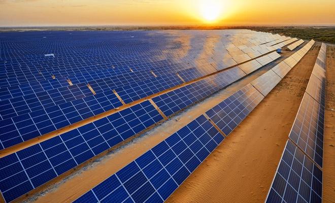 Dünyanın en büyük güneş enerjisi santraline Konya'ya