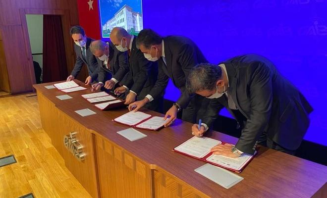 Midyat Sanat ve Tasarım Fakültesi bina yapım protokolü imza töreni gerçekleştirildi