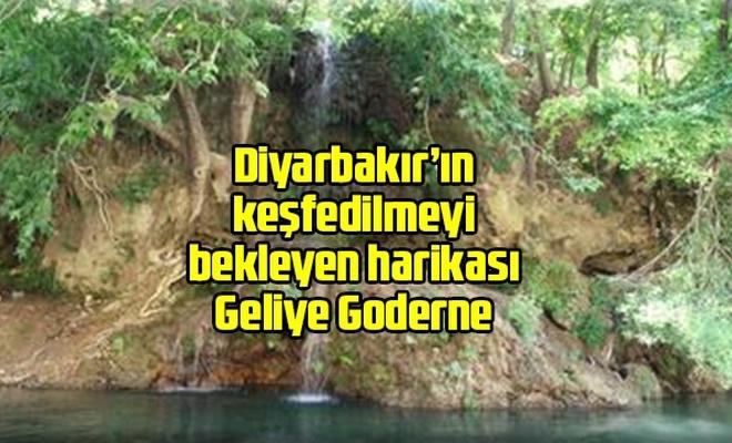 Diyarbakır'ın keşfedilmemiş harikası; Geliye Goderne