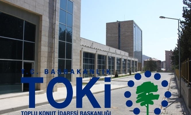 TOKİ`den Bitlis`te 54 bin liradan başlayan fiyatlarla iş yeri