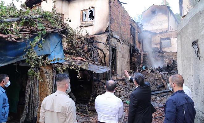 Çorum'da ev yangını: 4'ü çocuk 5 ölü