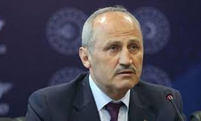 Turhan: Kanal İstanbul'dan geçecek gemilerden alacağımız para yıllık 1 milyar dolar civarında