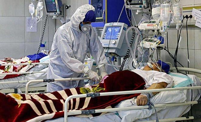 İran'da son 24 saatte Covid-19 nedeni ile 322 kişi daha hayatını kaybetti
