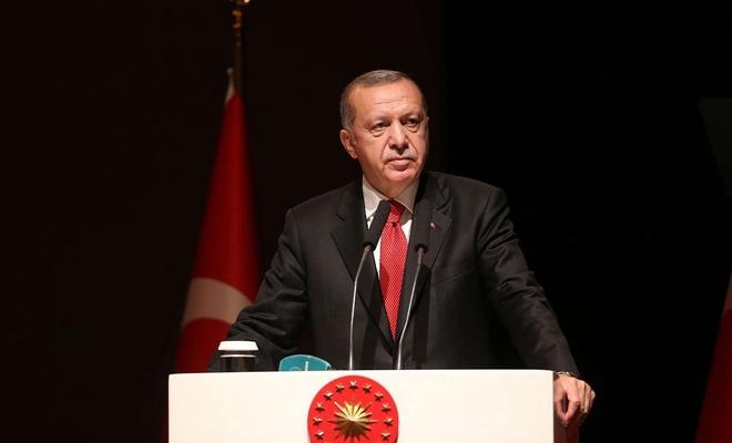 Cumhurbaşkanı Erdoğan'dan Menderes, Polatkan ve Zorlu'yu anma mesajı