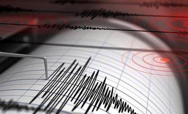 Çankırı'da deprem