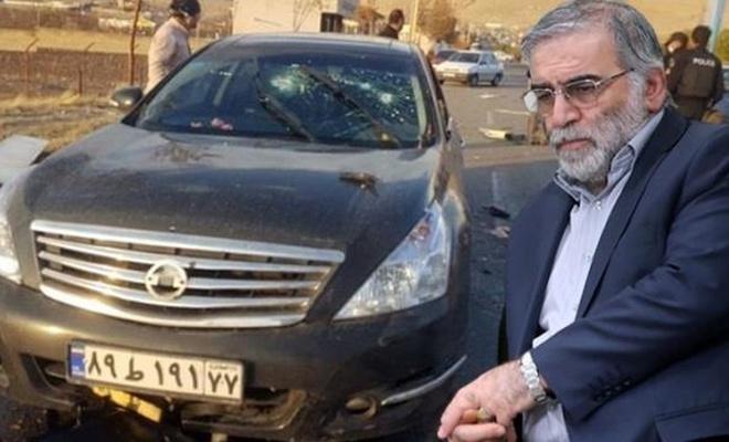 Fahrizade'nin, 1600 kilometre uzaktan yapay zekayla vurulduğu öne sürüldü