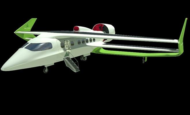 Hibrit elektrikli uçak 2025'te yolcu taşımaya başlayabilir