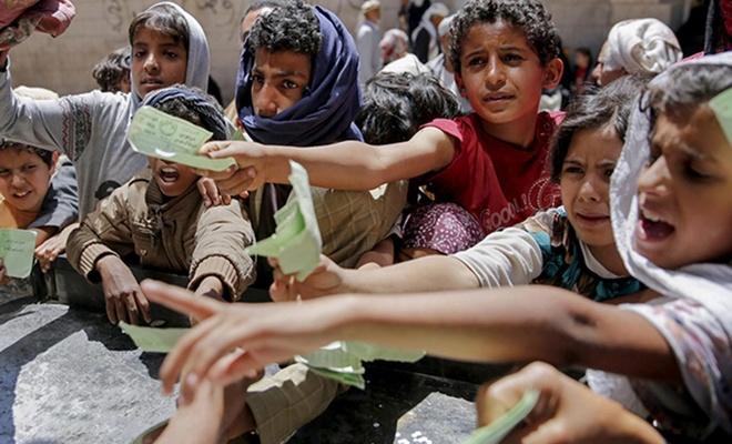 Dünya üzerinde yardıma en fazla muhtaç olan ülkeler açıklandı