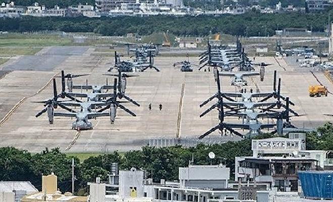 """Japonya'da bir ilk; """"ABD üssü inşaatını durduracağız"""""""