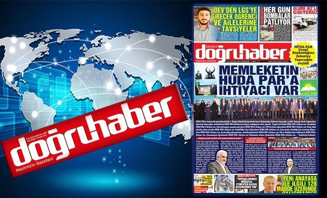HÜDA PAR Genel Başkanlığına Zekeriya Yapıcıoğlu seçildi  MEMLEKETİN  HÜDA PAR'A  İHTİYACI VAR