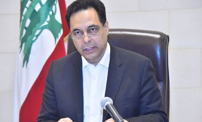Lübnan'da gösteriler devam ederken Başbakandan 'erken genel seçim' açıklaması