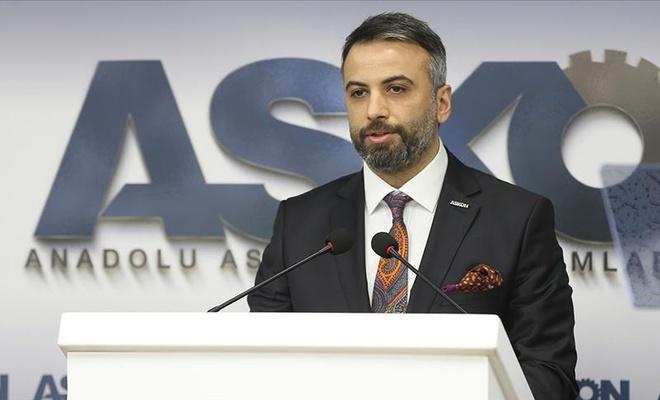 ASKON Genel Başkanı Aydın: Yatırımcının güveni büyümeyi tetikledi