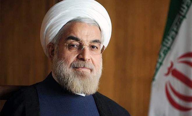 Ruhani: ABD İran petrolünü sıfırlayamayacağını itiraf etti