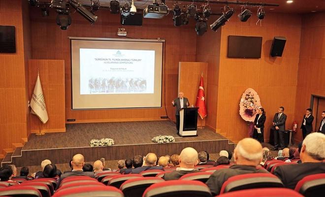 İstanbul'da 'Sürgünün 75. Yılında Ahıskalı Türkler' sempozyumu