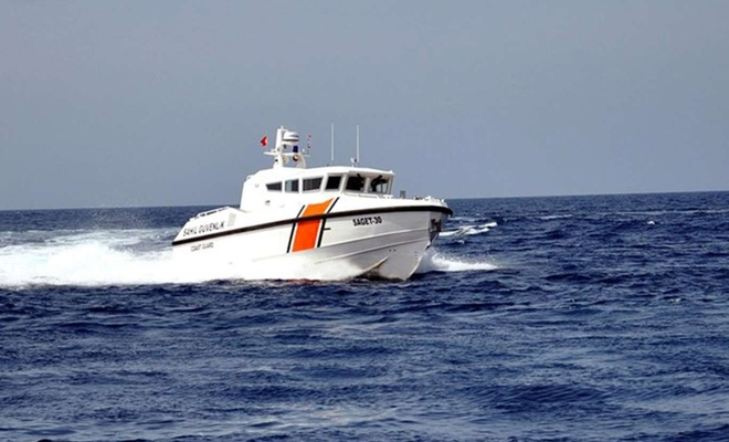 2 dead after fishing boat capsizes off southern Turkey