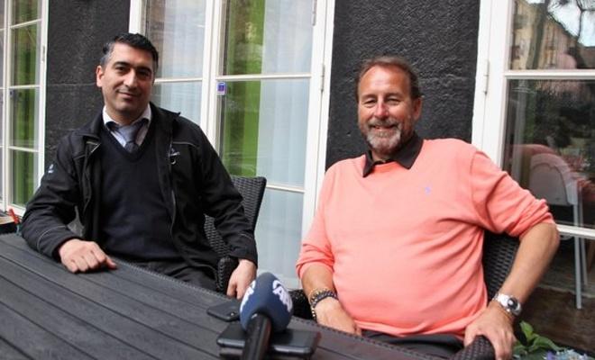 Türkiyeli taksici İsveç'te kahraman ilan edildi