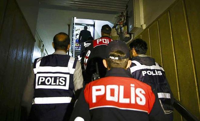 İstanbul'da aranan 422 kişi düzenlenen operasyonlarla yakalandı