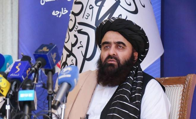 """Afganistan Dışişleri Bakanı Muttaki'den """"insani yardım"""" çağrısı"""