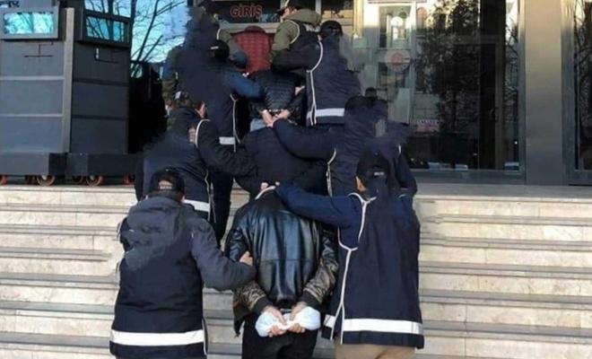 İstanbul'da 400 polisin katılımıyla uyuşturucu operasyonu