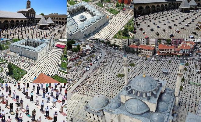 Diyanet İşleri Başkanı Erbaş'tan o vatandaşlara teşekkür