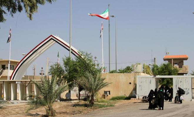 Irak Corona virüs nedeniyle İran ile sınır kapılarını kapattı