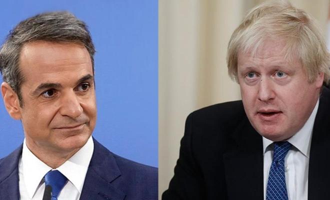 Boris Johnson'dan Doğu Akdeniz açıklaması!