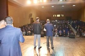 Viranşehir`de Hayâ ve Edep Timsali Hz. Osman programı düzenlendi