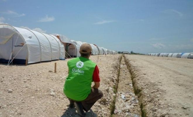 Uluslararası kamuoyu Oxfam`dan izahat bekliyor