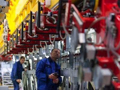 Avro Bölgesi'nde sanayi üretimi azaldı