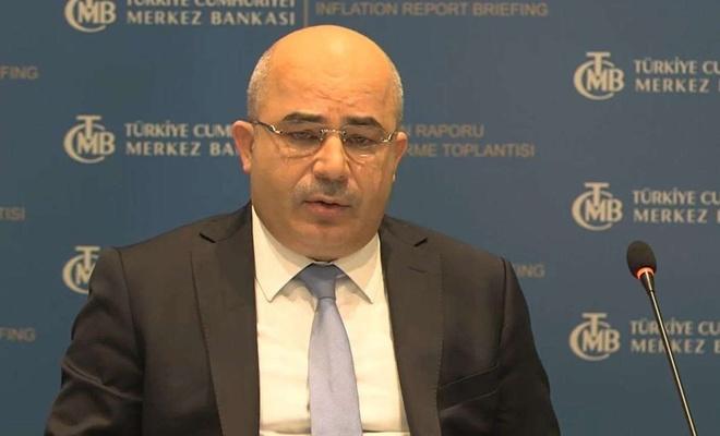 Merkez Bankası yıl sonu enflasyon tahminini yukarı yönlü güncelledi