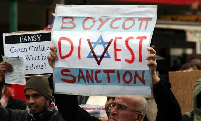 "Siyonist rejim kölesi ABD: ""israil'e yaptırım isteyen herkes teröristtir"""