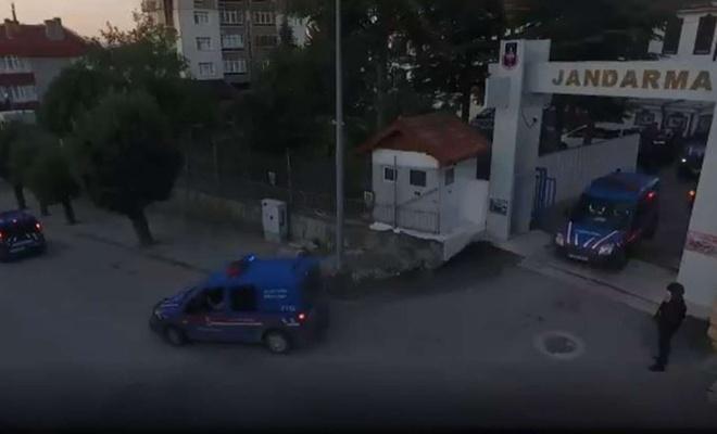 Ankara merkezli 12 ilde DAİŞ operasyonu: 43 gözaltı
