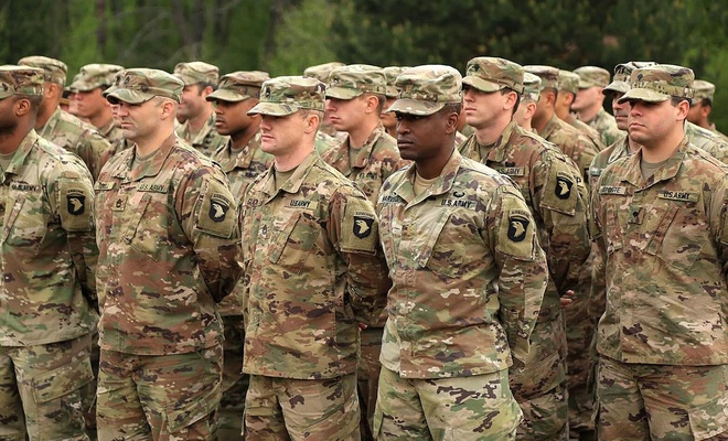 Esper:  Ortadoğu'ya 14 bin yeni ABD askeri göndermeyeceğiz