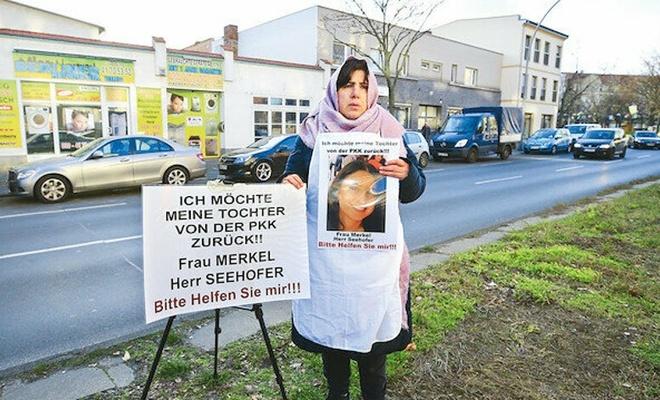 Kızı HDPKK tarafından kaçırılan acılı anneden, Bakan Soylu'ya ziyaret