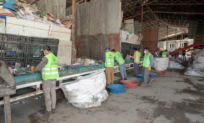 Van'da geri dönüşümle 777 bini aşkın ağacın kesilmesi önlendi