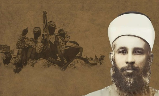 Büyük alim ve direniş önderi şehit Şeyh İzzettin el Kassam