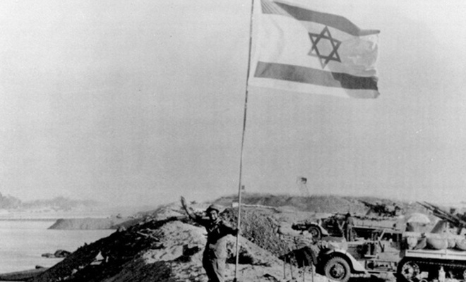 Arap ülkeleriyle İsrailin son savaşı: Yom Kippur