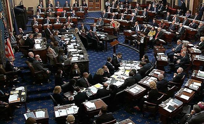 رفض وثائق الديمقراطيين وطلبات الشهود في جلسة عزل ترمب
