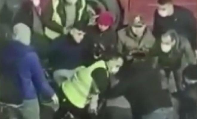 Belediye işçisi kılığındaki polisler sebze meyve halinde operasyon yaptı