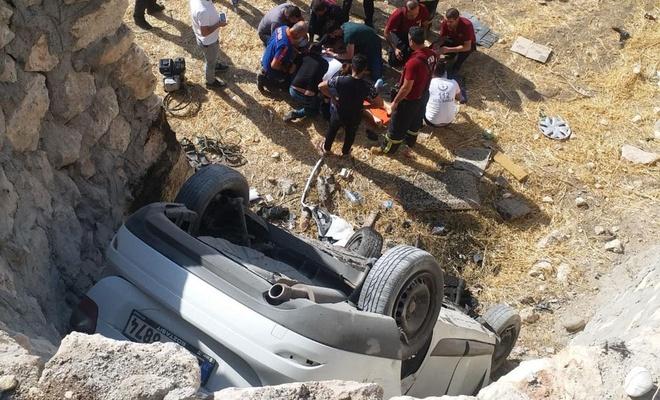 Yaralanan sürücü hayatını kaybetti